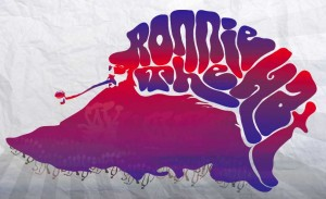 Ronnie The Hat Logo