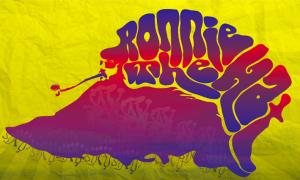 Ronnie The Hat Logo