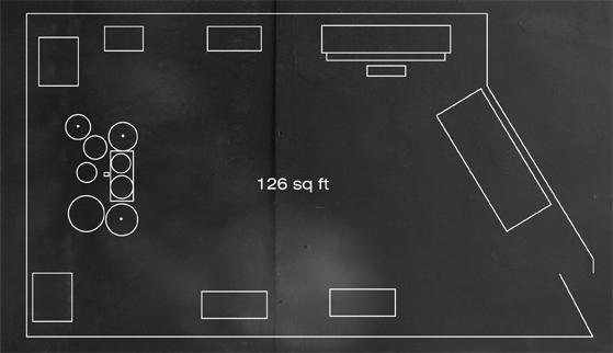Room 3 Floor Plan