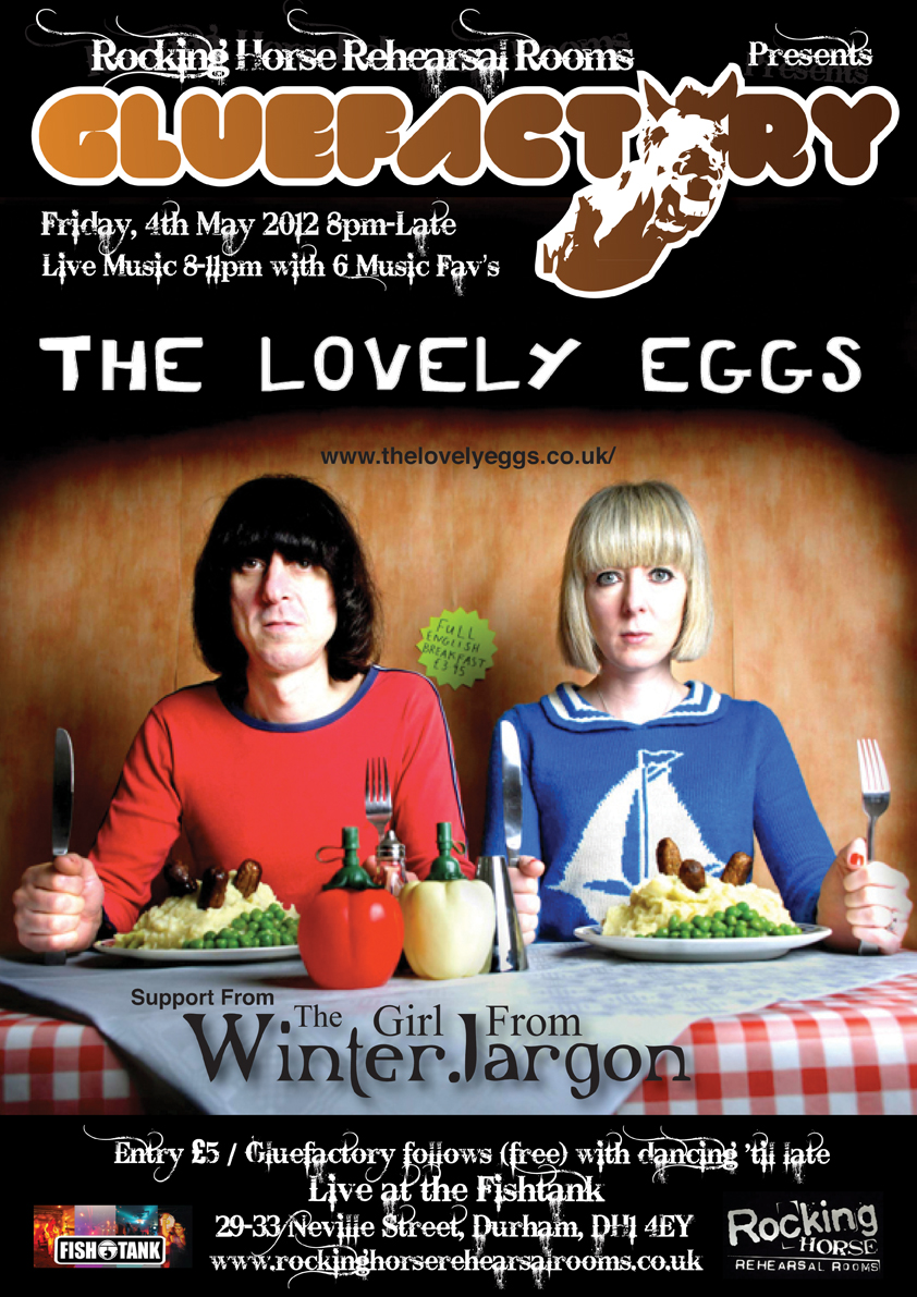 The Lovely Eggs